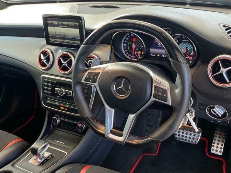 2015 15 MERCEDES-BENZ GLA-CLASS 2.0 GLA45 AMG 4MATIC 5D 360 BHP