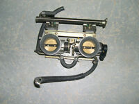 Throttle body and ECU for arctic cat/NEW condition