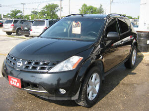 2005 NISSAN MURANO SE AUTOMATIC 236000 KMS  $ 5495