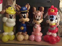 Add a Balloon Artist to your Event!