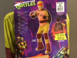 Ninja Turtle Costume - Size 7