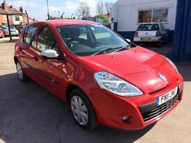 2011 Renault Clio 1.2 Bizu 9,500 MILES FROM NEW!!