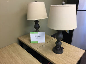 Ashely lamps