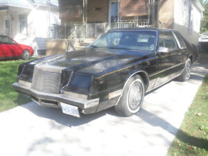 1982 Chrysler Imperial Coupe Frank Sinatra Edition
