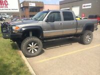 2006 GMC DURAMAX! LIFTED & LOADED