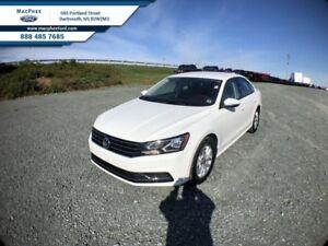 2018 Volkswagen Passat Trendline+  - Heated Seats