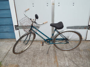 Antique his and hers bicycles ($75 each or best offer)
