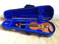 1/4 size stentor violin £50