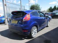 2014 64 FORD FIESTA 1.0 ZETEC S 3DR (£0 TAX)