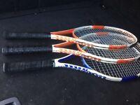Tennis Racquets wilson hammer head racket