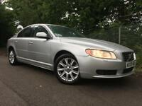 2009 Volvo S60 2.4 (185bhp) Geartronic D5 SE, FSH, Only 85k miles