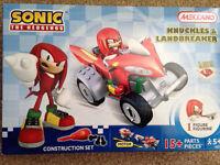 Sonic The Hedgehog Meccano Set
