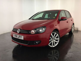 2011 VOLKSWAGEN GOLF GT TDI VW SERVICE HISTORY FINANCE PX WELCOME