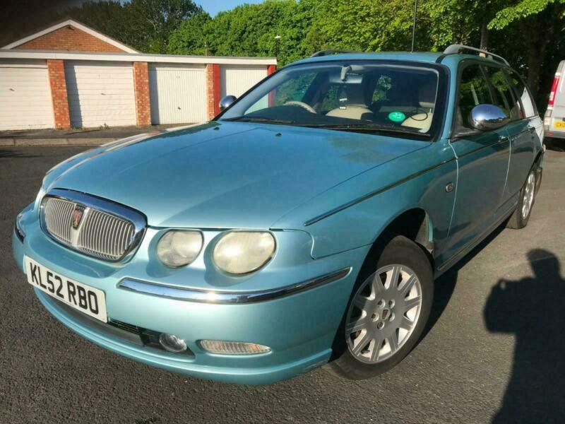ROVER 75 & TOURER - WORKSHOP, SERVICE, REPAIR MANUAL ...