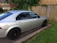 Mondaeo Zetec s spares or repair