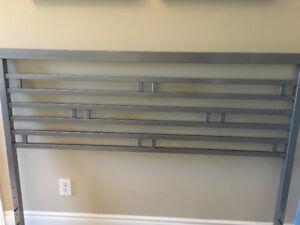 metal Headboard and Frame