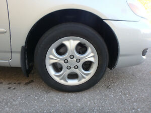 2006 Toyota Corolla CLEAN - NO ACCIDENT - ALLOYS - CERTIFIED Kitchener / Waterloo Kitchener Area image 4