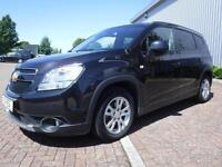 Chevrolet Orlando 2.0 VCDi ( 130ps ) ( s/s ) 2013MY LT