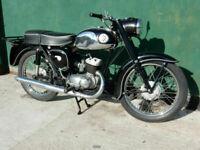 BSA Bantam D14B 1968 175cc Matching Frame & Engine Numbers Fabulous
