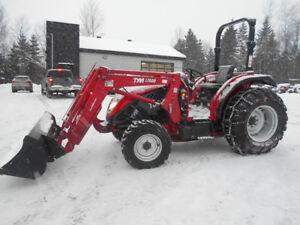 Tracteur TYM 603