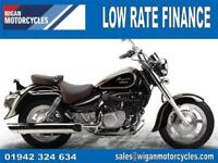 Hyosung GV250 AQUILA LOW SEAT CRUISER WITH 2 YEARS WARRANTY