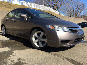2011 Honda Civic Sedan with ZERO accident