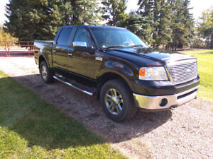 2008 Ford F-150 Lariat SuperCrew - 6 Seats - Fully Loaded