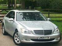 Mercedes-Benz S320 3.0 7G-Tronic Limo Auto 235 Bhp 2009 09 Reg 114k Full History