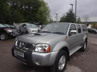 2005 Nissan Navara 2.5 Di Crewcab Pickup 4dr