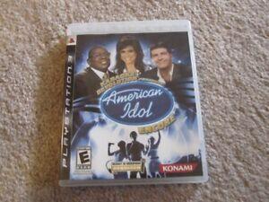 American Idol Encore Karaoke Revolution PS3