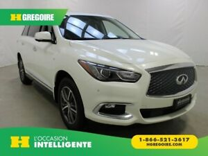 2018 Infiniti QX60 Base Awd Cuir Toit-Ouvrant Mags Bluetooth