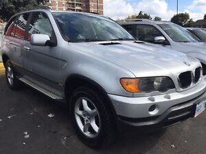 BMW X5 2003 PRICE TO SELL 5900$