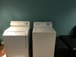 Washer and Dryer for Sale - Great condition