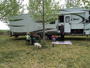 Gardening/Dry Dock Camping