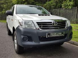 2012 62 Toyota Hi-Lux 2.5D-4D 4WD HL2