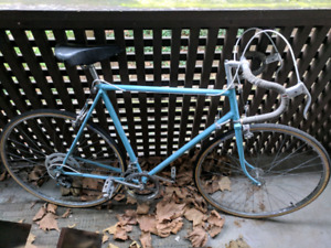 Classic 10 speed bicycle