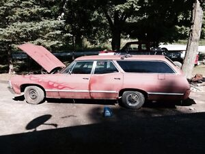 Impala Wagon  for restore or parts (Complete)