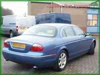 2005 (05) Jaguar S-Type 2.7D V6 SE Automatic