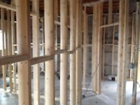 $3000 for most framed basements including materials