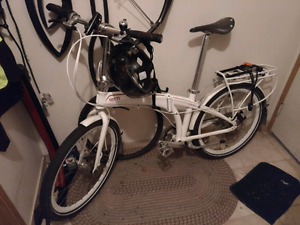 (used) Tern Eclipse folding bicycle for $800