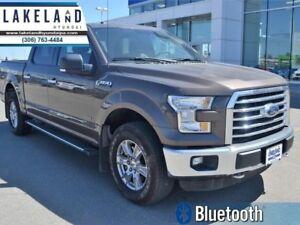 2015 Ford F-150 XLT  - Bluetooth -  SiriusXM - $228.00 B/W