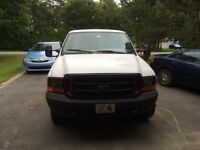 2000 Ford F-250 2x4