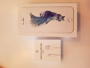 IPhone 6S 16 GB Blanc - En bon état - TELUS