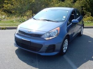 2016 Kia RIO LX+ WOW FUEL SAVER! GREAT PRICE!!