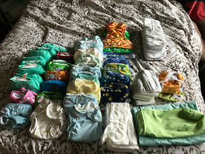 Cloth diaper lot