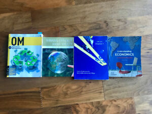Textbooks (NSCC & SMU)