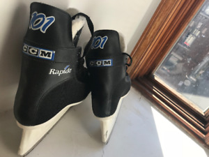 Patins à glace Hockey Homme CCM Rapide taille 9