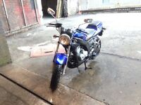 Daelim roadwin 125cc not 50cc 70cc