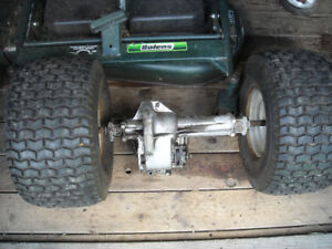 Transmission tracteur 12 hp