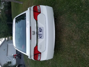 Honda Civic Sport 2009 automatique